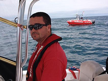 Captain Mike McNamara
